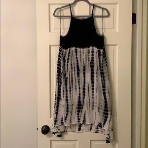 Vestique dress.